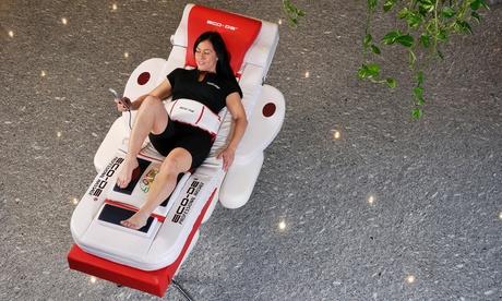 Colchón de masaje shiatsu profesional ECO-DE modelo ECO-980