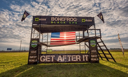 Sprint, Challenge, Tier 1, or Endurance Race Registration for One to Hesco Bonefrog (Up to 33% Off)