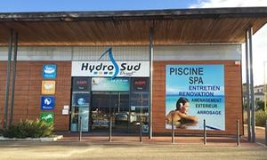 Agr Piscine Hydrosud: Bon d'achat d'une valeur de 30 € à valoir chez Agr Piscine Hydrosud pour 15 €