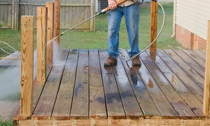 Bo' Knows Painting & Handyman: Home Pressure Washing from Bo' Knows Painting & Handyman (Up to 62% Off). Three Options Available.