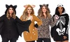 Leg Avenue Women's Plus Size Cozy Animal Halloween Costumes