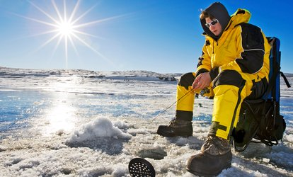 Up to 67% Off Ice-Fishing Trip