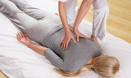60-Minute Full-Body Shiatsu Massage at Blue Morpho Centre (50% Off)