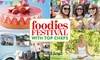 Tickets to Foodies Festival South Park Oxford
