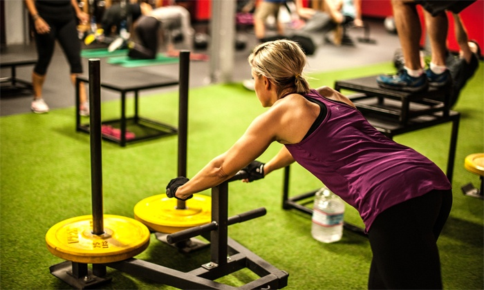 Invicta Fitness - South Lake: Two or Four Personal Training Sessions at Invicta Fitness (Up to 67% Off)