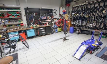 1 Basis-, Komfort- oder Premium-Fahrradcheck bei 2 Rad Hofer (bis zu 58% sparen*)