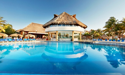 Groupon Deal: 6- or 7-Night All-Inclusive Riviera Maya Vacation with Airfare