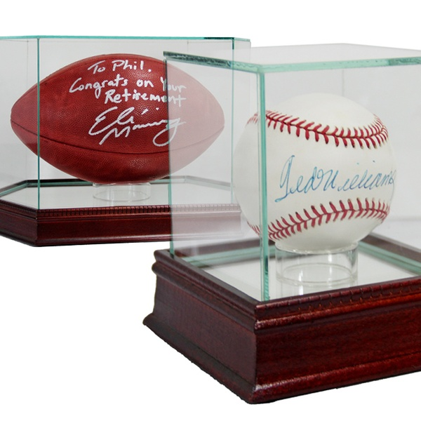 Steiner Sports Display Cases Groupon Goods