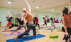 72% Off Unlimited Yoga Classes and Fitness Center