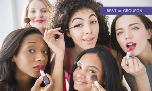 Institute of Professional Makeup: Three-Hour MAC Make-Up Course for One at a Choice of Location from the Institute of Professional Makeup (71% Off)