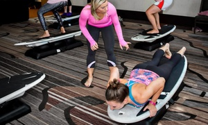 Moirai Health and Fitness: One, Three, or Five Surfset Fitness Classes at Moirai Health and Fitness (Up to 0% Off)