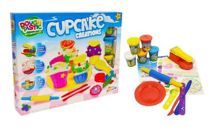 RMS Dough Tastic Cupcake Creations