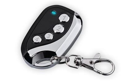 1 o 2 mandos a distancia universal para garaje