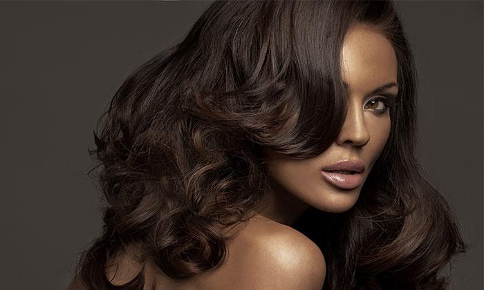 Corte Tinte Y Mechas Hair Fashion Style Groupon