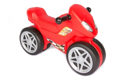 Kids' Balance Bike with Sounds for £22.99 (49% Off)