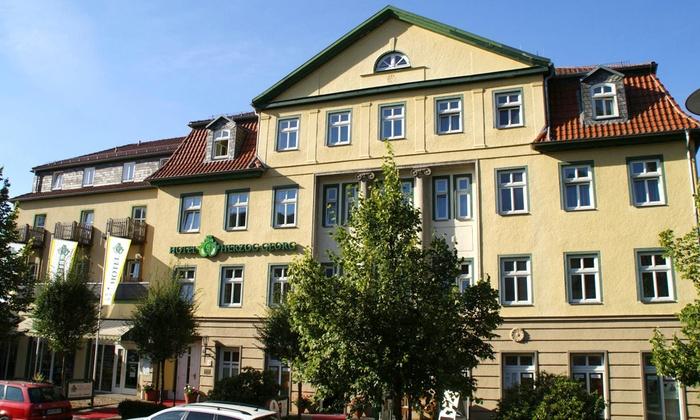 Hotel Georg Bad Liebenstein