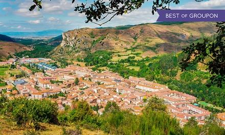 La Rioja: hasta 5 noches para dos con botella de vino, visita a bodega y opción a desayuno en Real Valle Ezcaray