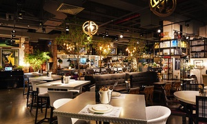 Melius Restaurant: Up to AED 320 Towards Anything on the Menu at Melius Restaurant (Up to 45% Off)