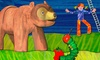 """""""Brown Bear"""" - Detroit Music Hall: """"Brown Bear, Brown Bear"""" and Other Stories by Eric Carle on January 15 at 4 p.m."""