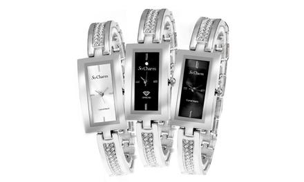 So Charm Paris Uhr mit Kristallen von Swarovski®  (Stuttgart)