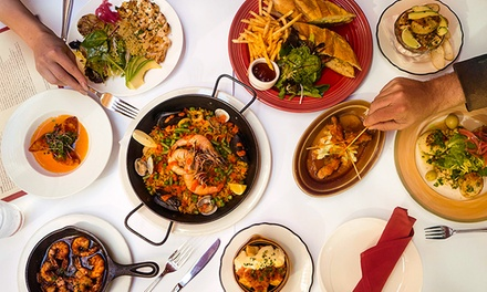 Tapas and Catalan Cuisine at B44 (Up to 39% Off). Three Options Available.