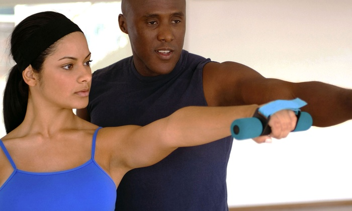Body Couture Personal Fitness - East Central: One or Five Personal-Training Sessions with a Fitness Evaluation at Body Couture Personal Fitness LLC (Up to 51% Off)