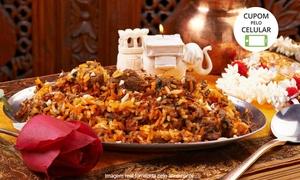 Tandoor: Tandoor – Paraíso: almoço ou jantar com prato principal para 2 ou 4 pessoas