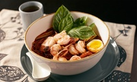 Thai Cuisine at Siam Hartford Thai Cuisine (40% Off). Two Options Available.
