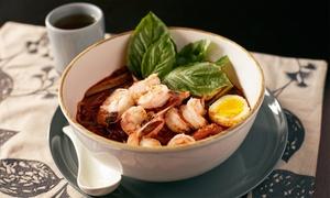 Siam Hartford Thai Cuisine: Thai Cuisine at Siam Hartford Thai Cuisine (40% Off). Two Options Available.