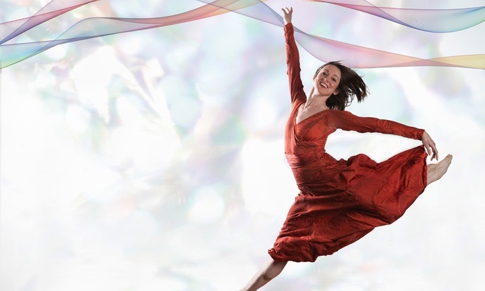 """Oregon Ballet Theatre: """"Celebrate"""" - The Newmark Theater: Oregon Ballet Theatre Presents """"Celebrate"""" at Newmark Theatre on April 19, 24, or 25 (Up to 63% Off)"""