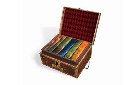 Harry Potter Novels Hardcover Box Set (Books 1-7)