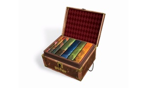 Harry Potter Novels Hardcover Box Set (Books 1-7)