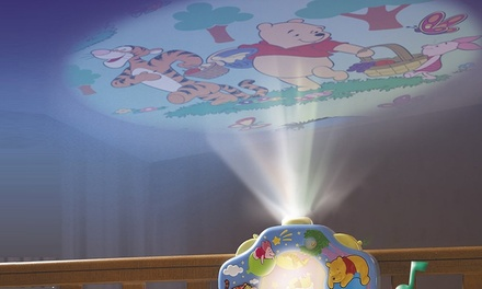 Veilleuse musicale Winnie lourson Sweet Dreams de Disney