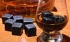 Groupon Goods Global GmbH: Lot de 9 pierres à Whiskey