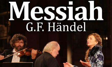 """Tickets voor """"The Messiah"""" van Händel in negen steden door heel Nederland"""