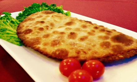 $12 for $20 Worth of Russian and Eastern European Cuisine at The Galley Grill for Two or More
