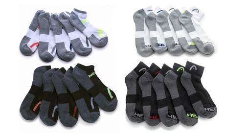 Head Men's Moisture-Wicking Performance Athletic Socks (20 Pairs) f409c062-1261-4da9-b39b-ac724b039abc