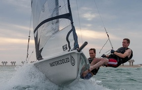Watercooled UAE: RYA Certified One or Two-Level Sailing Course at  Watercooled UAE (49% Off)