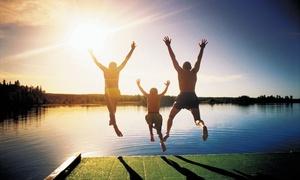 Strandbad Weissensee: Tages-Familienkarten ab 1 Kind & 1 Erwachsenen ins Strandbad Weissensee gültig bis September 2018 (bis zu 56% sparen*)