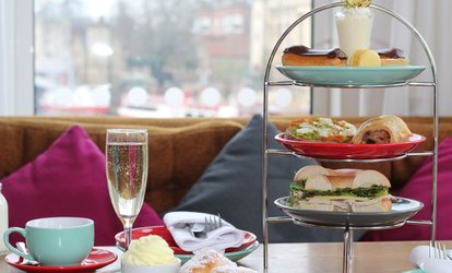 image for Traditional or Sparkling Afternoon Tea for Two or Four at RBG at Park Inn by Radisson York (Up to 47% Off)