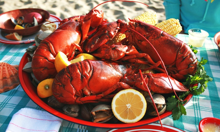 Linda Bean's Perfect Maine - Delray Beach: Seafood for Two, Four, or More at Linda Bean's Perfect Maine (Up to 52% Off)