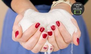 Instituto Melo - Unidade II: Instituto Melo - Unidade II – Vila Virgínia: 1, 2 ou 3 meses com manicure e pedicure
