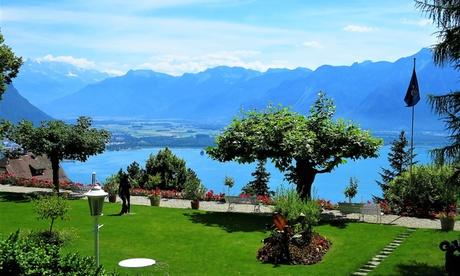 Ginevra: Salone dell'Auto e Chamonix con 1 o 2 notti presso l'Hotel Admiral