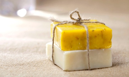 Two-Hour Soap-Making Class for One or Two at Brooklyn Creative Studio (Up to 74%Off)