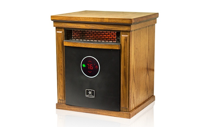 Heat Storm Deluxe Smithfield Infrared Heater