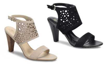 be0ed33096dd Shop Groupon Studio Isola Saydee Women s Suede Dress Sandals