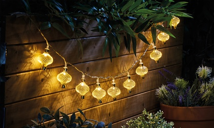 String Lights Indoor Argos : 79% Off Cage Lantern String Lights Groupon
