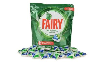 Fairy Dishwasher Capsules