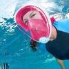 Full Face GoPro-Compatible Snorkel Mask