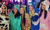 Up to 32% Off Admission to Onezie Bar Crawl WPB 2020